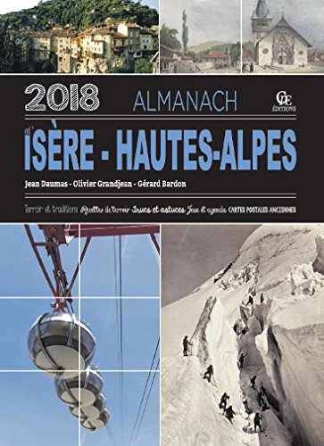 Almanach d'Isre - Hautes-Alpes 2018