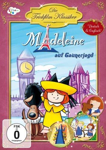 Madeleine auf Gaunerjagd