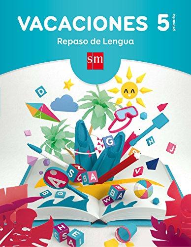 Cuaderno ortografía vacaciones 5 - 9788467593266 por Equipo Pedagógico Ediciones SM