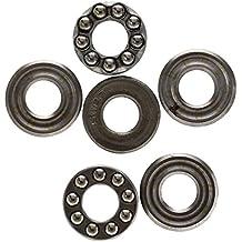 Rodamiento - SODIAL(R) 2pzs 10 x 24 x 9mm 51100 Rodamientos de bola