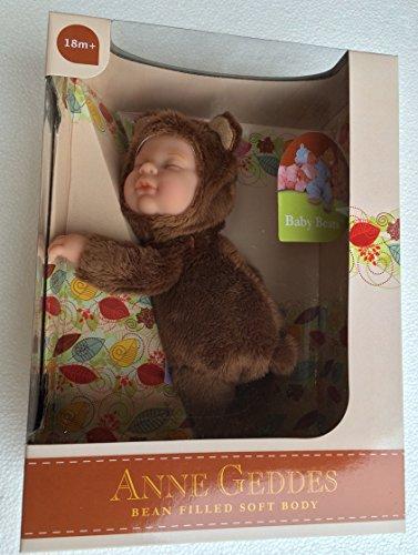 NEW Anne Geddes , DOLL cm.23 BABY BEARS (Anne Bear Geddes Baby)