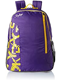 Skybags Purple Casual Backpack (BPBRA7EPPL)