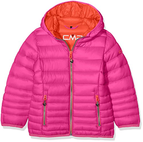 CMP Mädchen Isolationsjacke Jacke, Hot Pink, 116