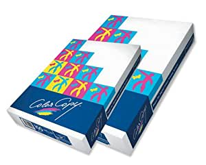 Color Copy Copier Paper Premium Super Smooth 120gsm 500 Sheets per Ream A4 White  - Ref CCW0330 (1 Ream)