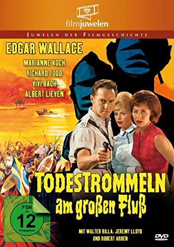 Edgar Wallace: Todestrommeln am großen Fluss (Filmjuwelen)