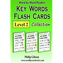 KEY WORDS FLASH CARDS: Level 2: Volume 2 (Key Words Flash Cards Collections)