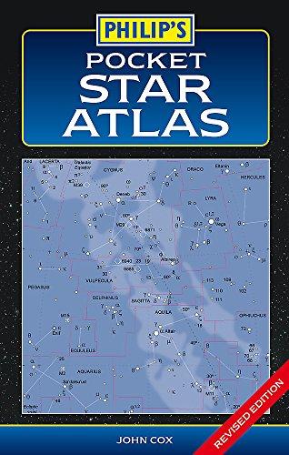 Philip's Pocket Star Atlas por John Cox