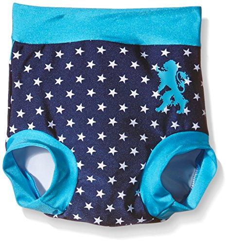Zunblock Baby UV 50 plus Zwimmies Lion Clothes, Turquoise/Blue, M -