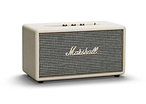 Marshall Stanmore II - Altavoz con Bluetooth, Color Crema