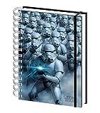 Star Wars Stormtrooper-Lenticolare in 3D, formato A5, per Notebook