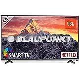 Blaupunkt 4K Ultra HD Smart TV, 127 cm (50 inch), WiFi, DLNA, Miracast, Triple-Tuner, BLA-50/405V-GB-11B4-UEGBQPX-EU