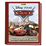 Disney Cars Kindergartenfreundebuch: Meine ersten Freunde