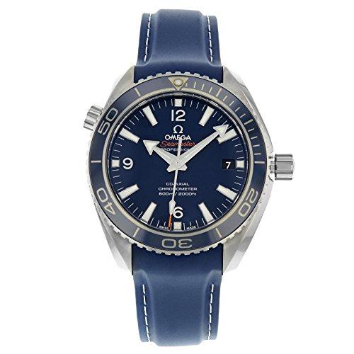 Para pescar Planet Ocean Omega 232,92,42,21,03,001 Acero para hombre reloj automático