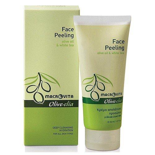 olivelia-peeling-facial-aceite-de-oliva-te-blanco-50-ml