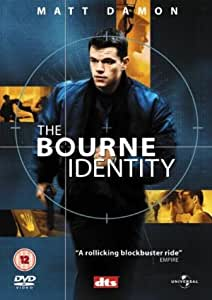 The Bourne Identity [DVD] [2002]
