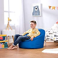 Bean Bag Bazaar Hug Chair Kids Bean Bag - Large, Indoor Outdoor BeanBags For Kids
