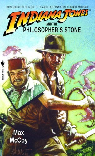 Indiana Jones and the Philosopher's Stone