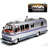 Greenlight Airstream Excella 280 Turbo Wohnwagen Camping 1981 USA Amerika 1/43 Modell Auto