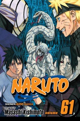Naruto, Vol. 61: Uchiha Brothers United Front (Naruto ...