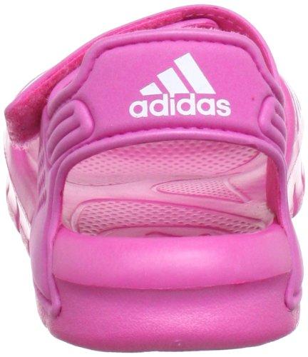 adidas Akwah 8, sandales enfant mixte Rose - Pink (ULTRA PINK S12 / RUNNING WHITE FTW / ULTRA PINK S12)