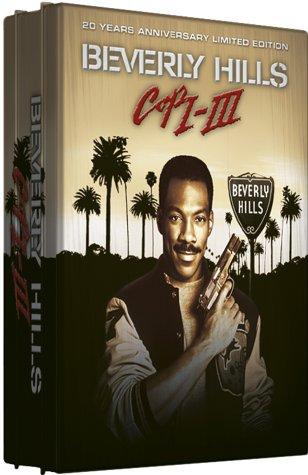 Bild von Beverly Hills Cop 1-3 (Limited Edition, Box Set) [3 DVDs]
