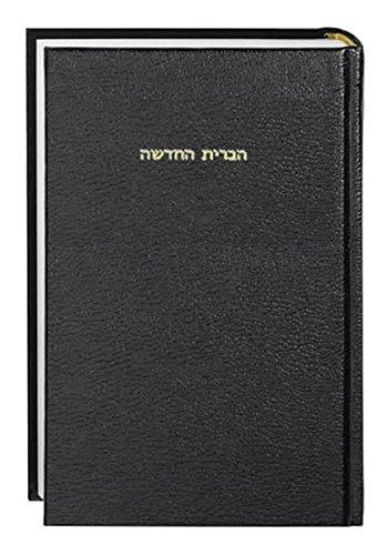 Neues Testament Hebräisch (Ivrit): Übersetzung in der Gegenwartssprache