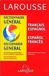 Dictionnaire Général : Espagnol/français, français/espagnol