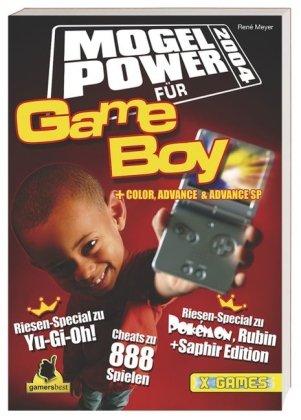 Mogel Power 2004 für Game Boy, Game Boy Color, Game Boy Advance (SP): Riesen-Special zu Pokémon Rubin + Saphir, Riesen-Special zu Yu-Gi-Oh! (Game Boy Cheat)