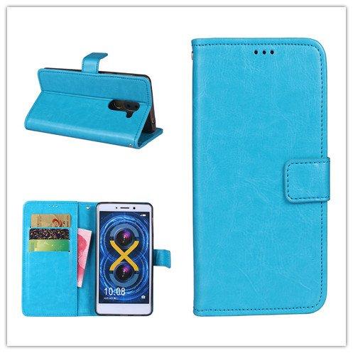 Funda® Flip Brieftasche Hülle für Oukitel K8000(Muster 4)