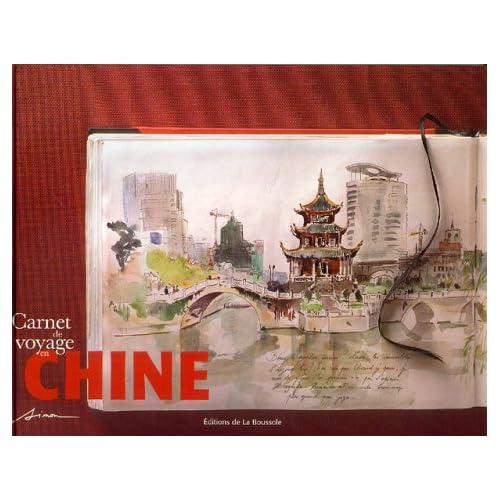 Carnet de voyage en Chine