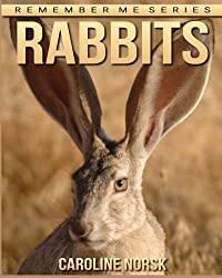 Rabbits: Amazing Photos & Fun Facts Book About Rabbits For Kids (Remember Me Series)