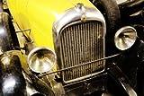 Citroen Taxi - 20er Jahre - Detail - Motor-Art-Poster - 20 x 30 cm