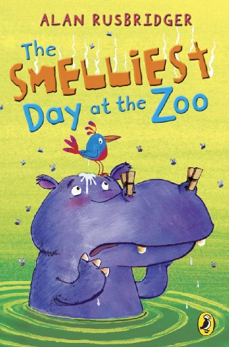 The Smelliest Day at the Zoo (English Edition)