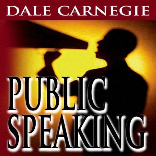 dale carnegie public speaking pdf