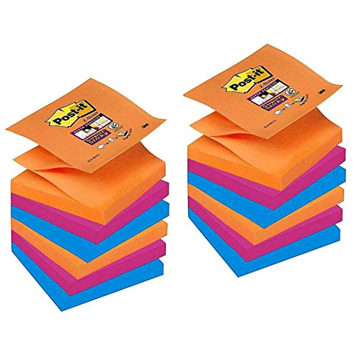 post-it-76-x-76-mm-super-sticky-z-notes-bangkok-colour-pack-of-12