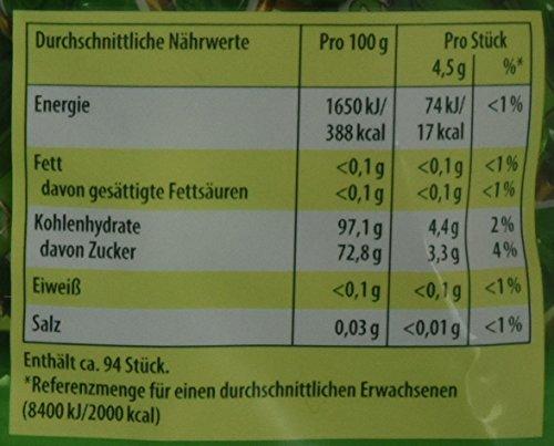 Storck Euka Menthol Bonbons, 425 g