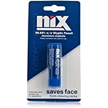 Nix STYPTIC PENCIL Saves Face by NIX