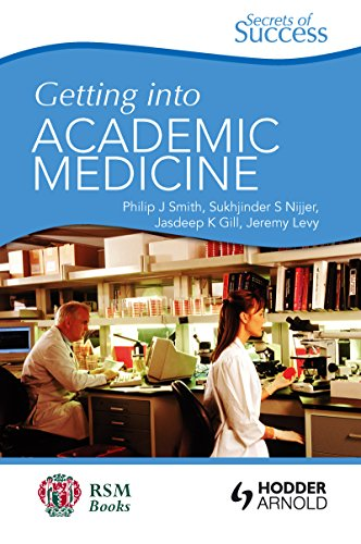 Secrets of Success: Getting into Academic Medicine (English Edition)