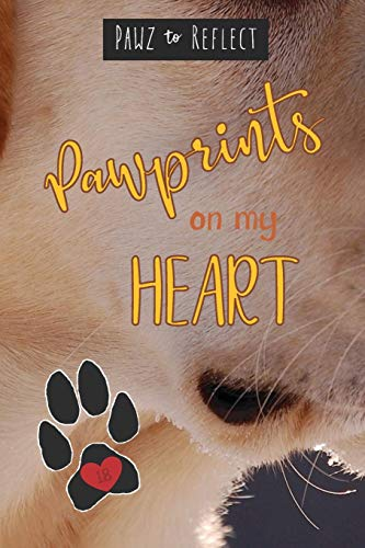 Pawprints On My Heart 18: Glossy Photo Cover Detail of Orange, Rust and Cream Fur, 6