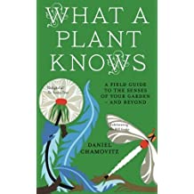 What a Plant Knows: A Field Guide To The Senses Of Your Garden - And Beyond by Daniel Chamovitz (2013-03-07)