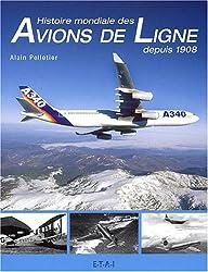 Histoire mondiale des avions de ligne depuis 1908