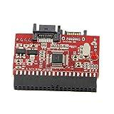 ZYCX123 Computer-Zubehör High-Tech-Produkt HDD IDE zu SATA Adapter Rot 1 PC
