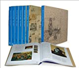 Vincent Van Gogh The Letters Six Volume Set Slipcased
