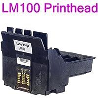 Lucky puente LM100cabezal REMANUFACTURADO Lexmark 100cabezal de impresión compatible para Lexmark Pro205, Pro705Pro805, Pro905y S Series S301S305S405S505impresoras de la serie Pro