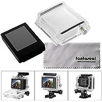 Fantaseal® HD Schermo LCD Gopro Schermo monitor Eternal visiera con