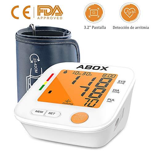 ABOX Tensiómetro de Brazo Digital
