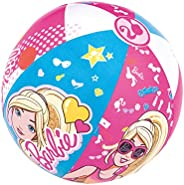 bestway Barbie Beach Ball, 51CM, 93201