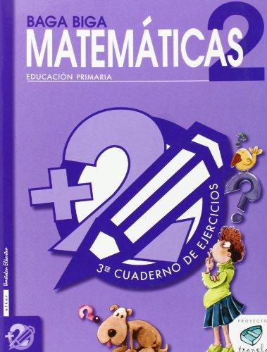 Txanela 2 - Matemáticas 2. Cuaderno de ejercicios 3 - 9788483318812