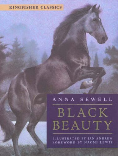 Black Beauty : his grooms and companions : the autiobiography of a horse, translated from the original equine