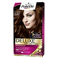Schwarzkopf Palette Deluxe Oil Care Color 5-60 Light Brown